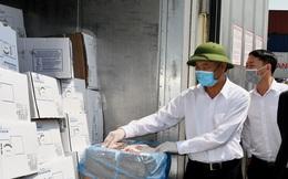 Cục Thú y lên tiếng về kiểm soát Covid-19 trên hàng đông lạnh nhập khẩu