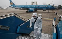Đình chỉ công tác Trưởng đoàn tiếp viên Vietnam Airlines