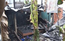 CLIP: Đám cháy bùng phát lúc 10 giờ, gây thiệt hại cho 7 hộ dân