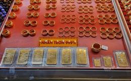 Phiên đầu tuần, giá vàng nhảy vọt