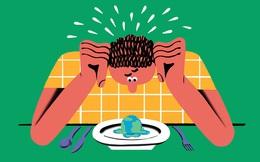 Sự thật: Thái độ của bạn đối với việc ăn uống chính là thái độ của bạn đối với cuộc sống