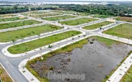 Tận thấy 'siêu' dự án King Bay 125ha chưa xong GPMB đã bán nhà tùm lum