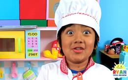 Cậu bé 9 tuổi trở thành YouTuber thu nhập cao nhất thế giới, sở hữu kênh gần 42 triệu người theo dõi chỉ sau 5 năm review đồ chơi trẻ em