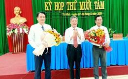 Thủ tướng phê chuẩn nhân sự 3 tỉnh Trà Vinh, Hà Tĩnh và Hậu Giang