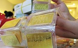 Giá vàng trong nước bất ngờ quay đầu giảm