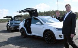 Cổ phiếu Tesla mất 6,5% giá trị trong ngày đầu tiên lọt rổ S&P 500
