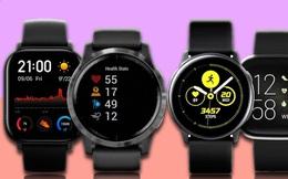 Những smartwatch ấn tượng trong năm 2020