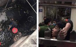 Hà Nội: Nổ lớn kèm theo ngọn lửa bùng phát trong căn nhà, 2 người tử vong, 1 người bị thương