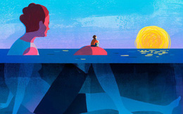 """Biểu hiện của người thành công giống như tảng băng trôi: Phong thái bên ngoài chỉ là khía cạnh rất nhỏ, đằng sau đó là rất nhiều """"chi phí chìm"""" đắt đỏ họ âm thầm bỏ ra"""