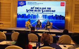 Vinaconex (VCG): Ngày 29/12 chuyển niêm yết HoSE với giá tham chiếu 41.800 đồng/cp, đặt mục tiêu có lãi 2.000 tỷ đồng đến năm 2025
