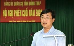 Bí thư Tỉnh ủy Đồng Tháp Lê Quốc Phong giữ thêm chức vụ mới