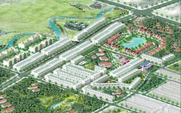 Kosy thế chấp tài sản vay 250 tỷ đồng để xây Khu đô thị rộng 20ha ở Thái Nguyên