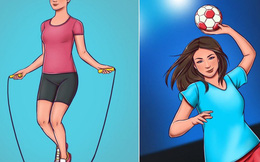 7 bài tập mang đến hiệu quả đốt cháy chất béo nhiều hơn là chạy bộ, hội đang giảm cân nên thử ngay