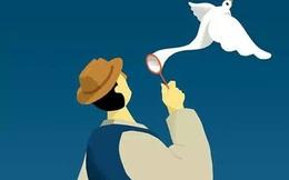 Người thông minh, 4 không nói: Nhiều khi, ngậm miệng là sự tôn trọng lớn nhất, im lặng, là phương thức biểu đạt tuyệt vời nhất