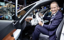 Lãnh đạo Volkswagen nhận xét về việc Apple làm ô tô, khẳng định một điều khiến các hãng khác phải dè chừng