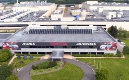 """Toyota ngừng sản xuất tại Anh và Pháp; Vì Covid hay vì Anh """"ly khai EU""""?"""