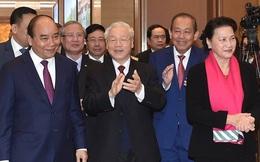 Tổng Bí thư, Chủ tịch nước Nguyễn Phú Trọng dự Hội nghị Chính phủ với địa phương
