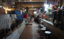 Cuối năm, chợ Bến Thành đìu hiu ngóng khách