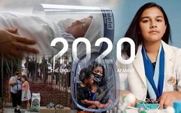 Năm 2020 của hàng triệu trẻ em trên thế giới: Đau thương mất mát chất chồng nhưng cũng có kỳ tích xảy ra cho thấy điều kỳ diệu vẫn luôn ở quanh ta
