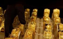 Nhập khẩu vàng vào Trung Quốc qua Hongkong tăng vọt