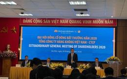 ĐHCĐ Vietnam Airlines thông qua việc phát hành 8.000 tỷ cho cổ đông hiện hữu, số lỗ năm 2020 giảm 2.400 tỷ so với dự kiến ban đầu