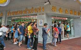 Người dân ồ ạt bán vàng, kinh tế Thái Lan càng thêm khó