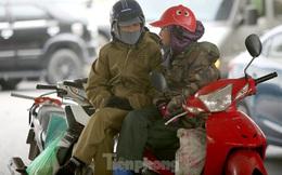 Người lao động ở Hà Nội mưu sinh trong đợt rét mạnh nhất từ đầu mùa đông
