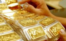 Giá vàng trong nước tăng mạnh, vượt 56 triệu đồng/lượng