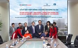 Dự án cao thứ 3 Hà Nội Tây Hồ Tây Landmark 55 về tay Taseco Group