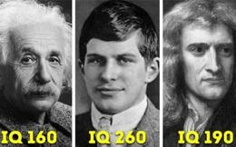 Thiên tài sở hữu IQ cao nhất thế giới, vượt xa Einstein và Newton: Sống bất hạnh vì sự dạy dỗ của cha, bị chế nhạo và kết thúc cuộc đời trong cô độc