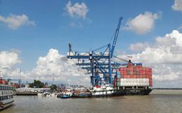 """Ngành cảng biển """"thăng hoa"""" nhờ xuất nhập khẩu tích cực"""
