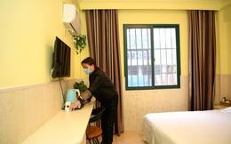 Lượng đặt phòng khách sạn tại Trung Quốc tăng mạnh dịp cuối năm