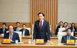 Chỉ định ông Trần Văn Sơn làm Bí thư Đảng ủy Văn phòng Chính phủ