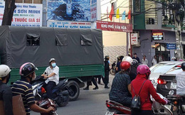 Công an Đồng Nai bao vây khám xét các nhà thuốc Sơn Minh - Sĩ Mẫn ở TP Biên Hòa