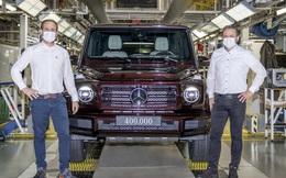 Xuất xưởng chiếc Mercedes-Benz G-Class thứ 400.000