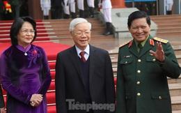 Tổng Bí thư, Chủ tịch nước chỉ đạo Hội nghị Quân chính toàn quân