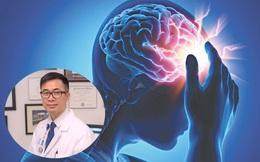 Đột quỵ não không chừa 1 ai: Bác sĩ Việt tại Mỹ chỉ ra cách để ngăn ngừa căn bệnh nguy hiểm này