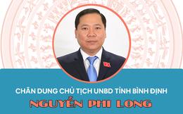 Infographic: Chân dung Chủ tịch UBND tỉnh Bình Định Nguyễn Phi Long