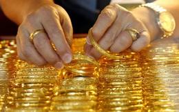 Giá vàng bất ngờ quay đầu giảm