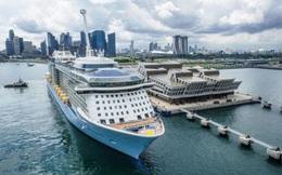 """""""Du thuyền lang thang"""" của Singapore buộc phải trở lại cảng khi phát hiện ca mắc Covid-19"""