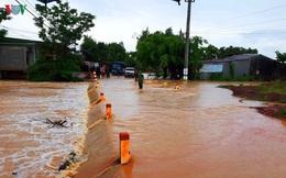 Mưa lớn gây ngập lụt, thiệt hại nặng nề tại Đăk Lăk