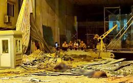 Sở Lao động - Thương binh và Xã hội thông tin chính thức về vụ tai nạn làm 4 người tử vong tại số 16 Nguyễn Công Trứ