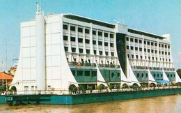 """Loạt ảnh và bí mật hiếm hoi về """"khách sạn nổi"""" đầu tiên ở Việt Nam – công trình du lịch có số phận hẩm hiu nhất thế giới"""