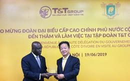 T&T Group chiếm 40% kim ngạch XNK điều 7 tháng đầu năm, tiếp tục thu mua 150.000 tấn từ Bờ Biển Ngà