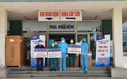 Doanh nghiệp BĐS liên tục chung tay ủng hộ Đà Nẵng vượt qua dịch Covid-19
