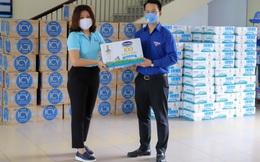 Vinamilk ủng hộ 8 tỷ đồng cho Hà Nội và 3 tỉnh miền Trung chiến đấu chống dịch Covid-19