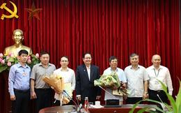 Công bố quyết định điều động, bổ nhiệm lãnh đạo cấp Vụ của Bộ Nội vụ