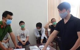 Xử phạt 7 người Trung Quốc 140 triệu đồng, trục xuất về nước