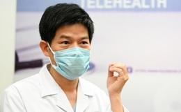 """PGS.TS.BS. Nguyễn Sinh Hiền: """"Telehealth là cuộc cách mạng"""""""
