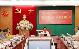 Uỷ ban Kiểm tra TƯ kỷ luật cảnh cáo Trung tướng Nguyễn Văn Thành, Trần Xuân Ninh và 3 đại tá